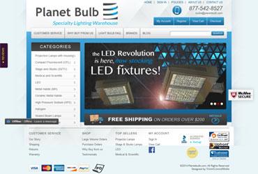 Planet-Bulb