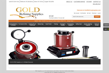 Gold Refining Supplies