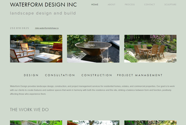 waterformdesign