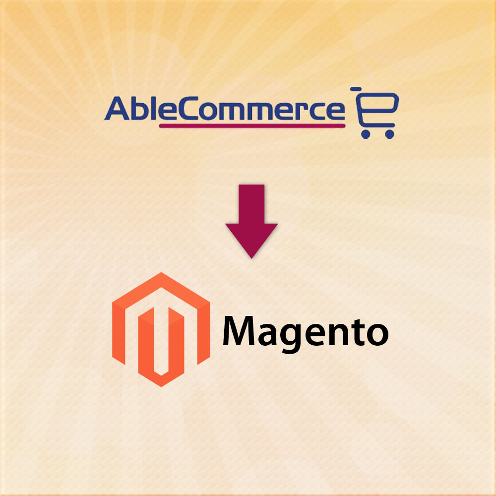 AbleCommerce to Magento Migration