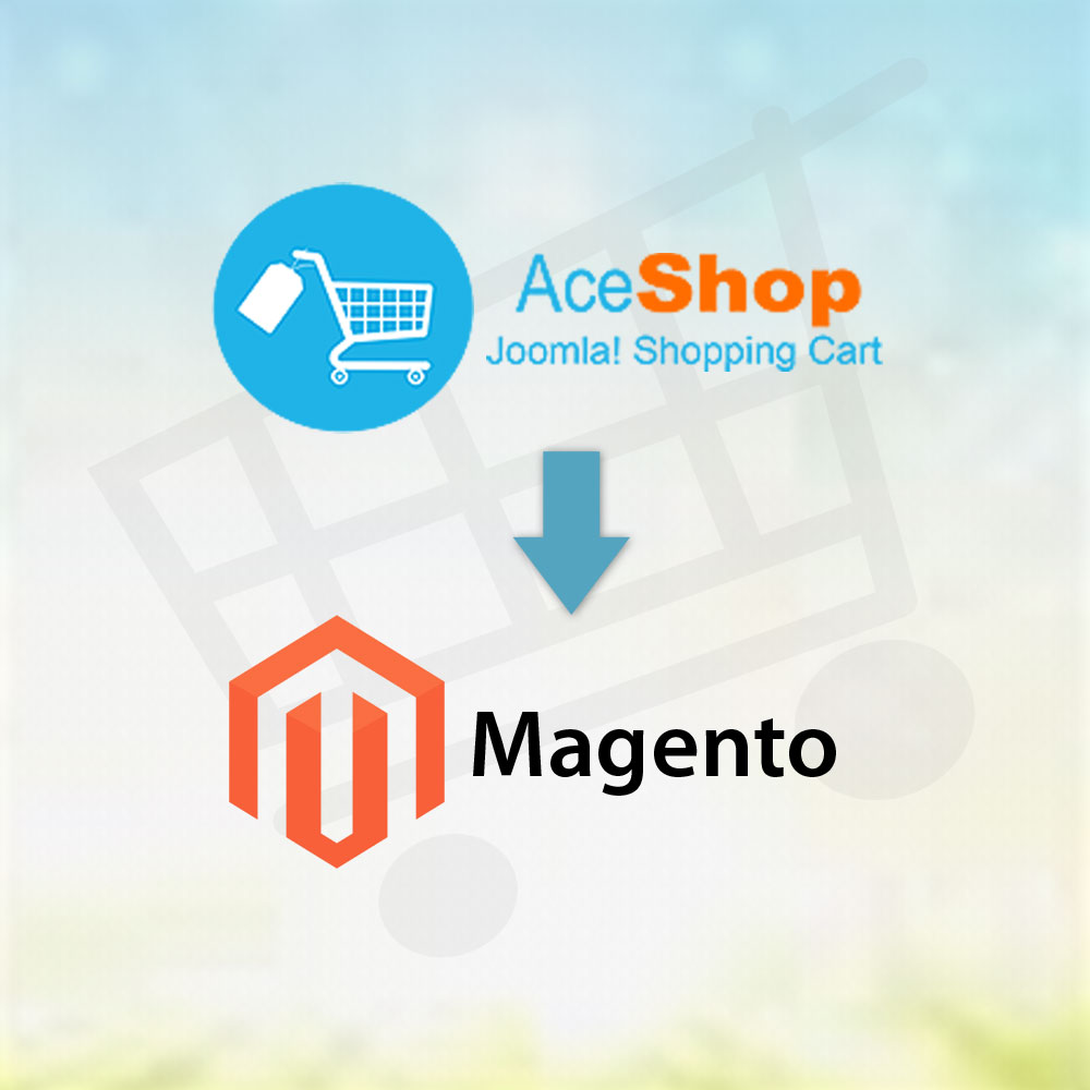 AceShop to Magento Migratio