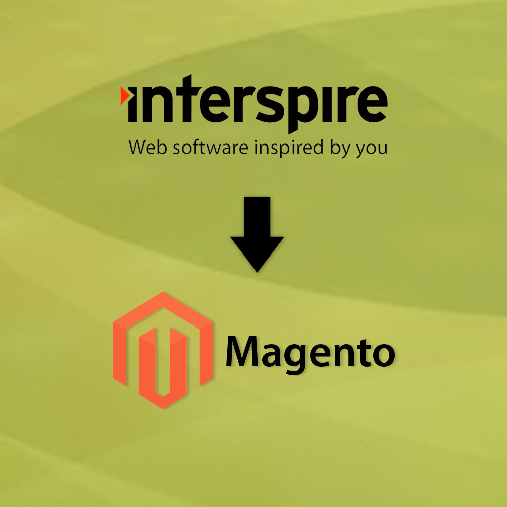 Interspire to Magento Migration