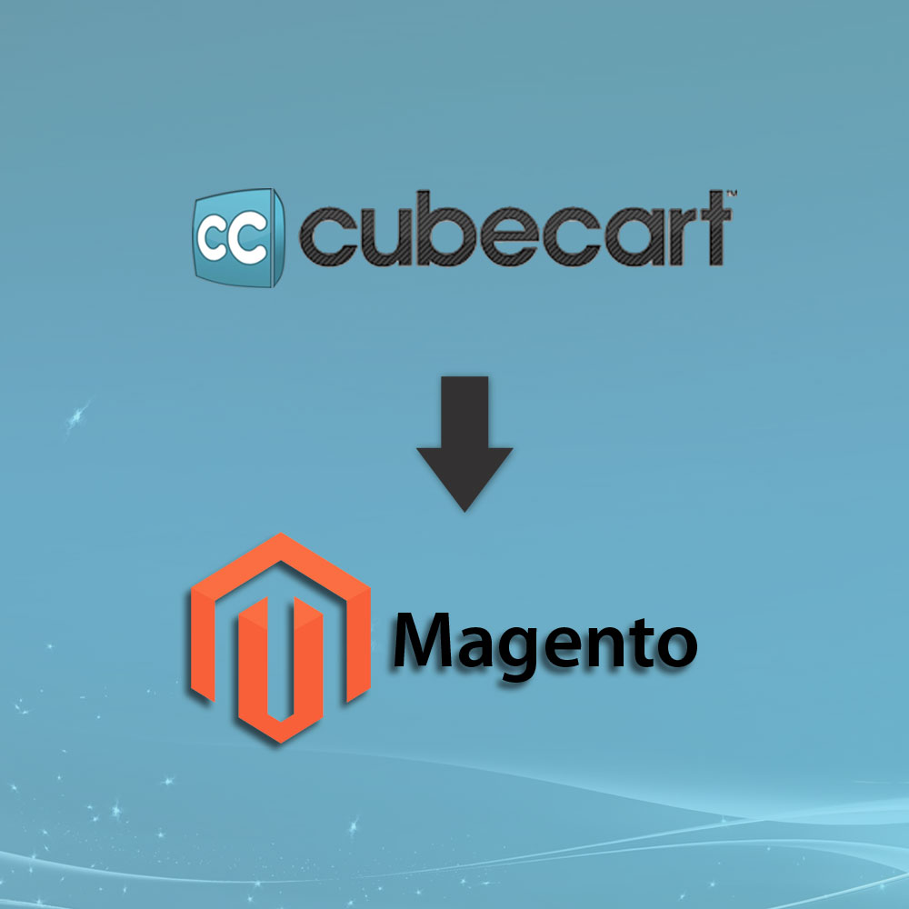 CubeCart to Magento Migration