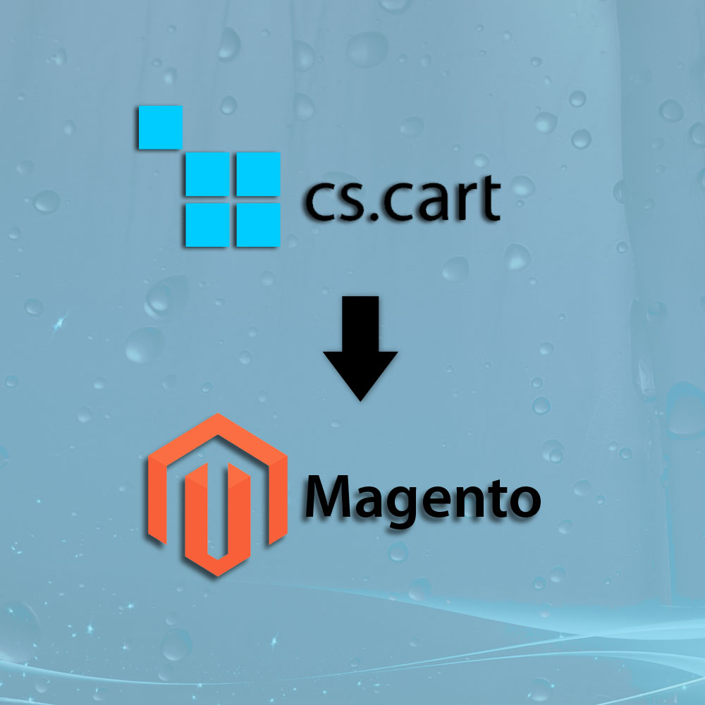 CS-Cart to Magento Migration