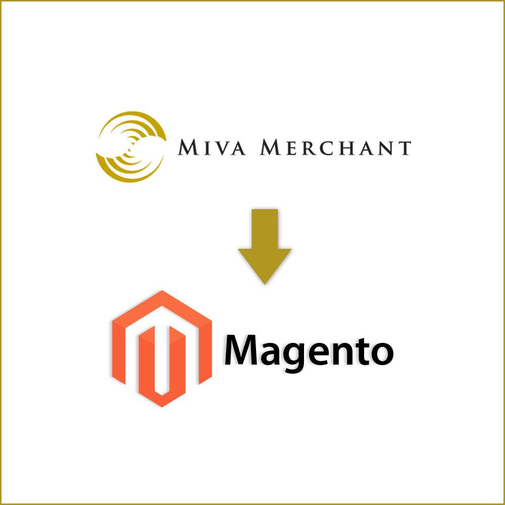Miva Merchant to Magento Migration