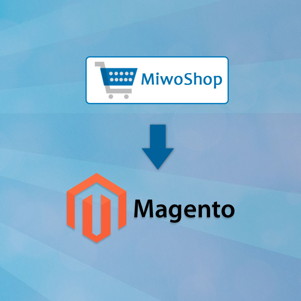 MiwoShop to Magento Migration