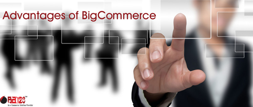 Top 8 Advantages of BigCommerce Store Design