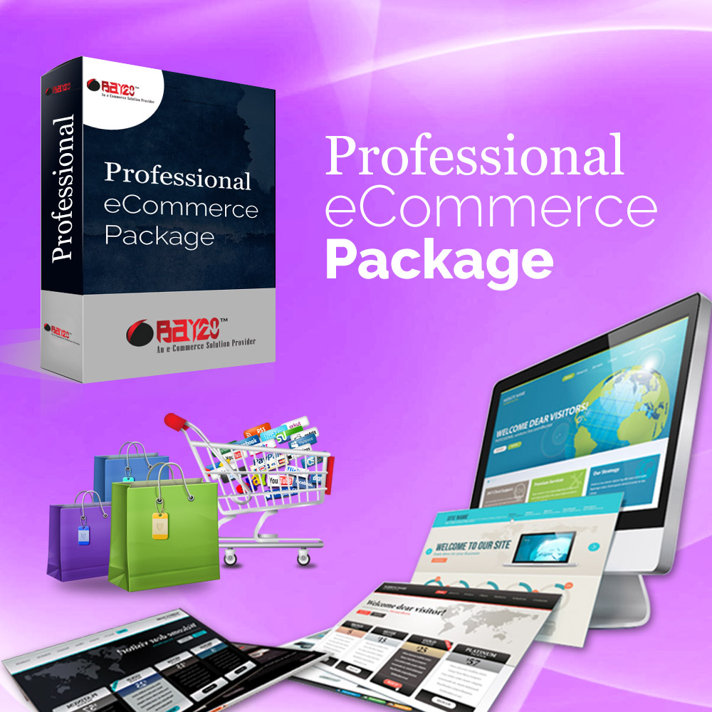 Professional eCommerce Package