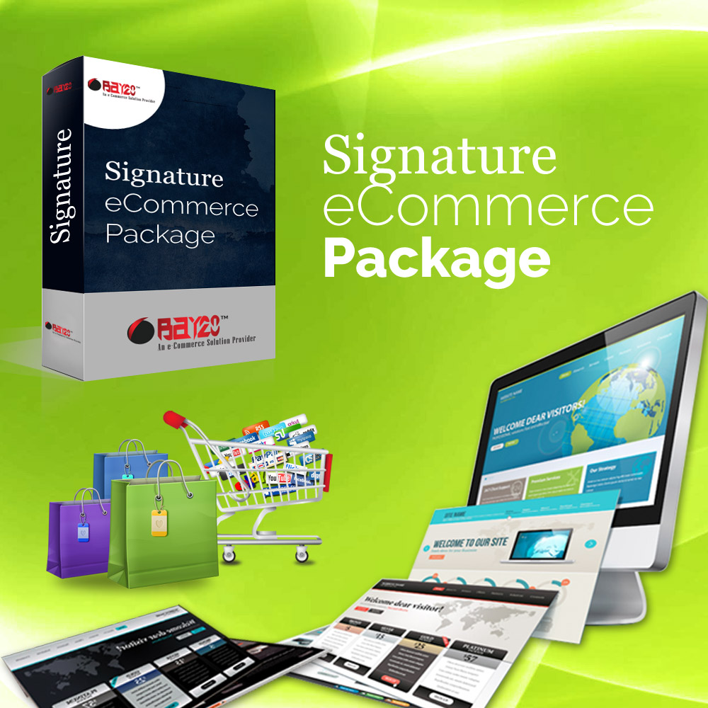 Signature eCommerce Package