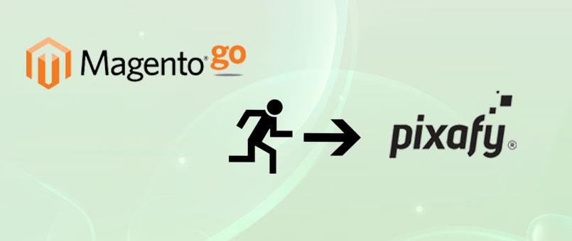 Magento Backed SaaS Platform Pixafy