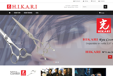 Hikari scissors