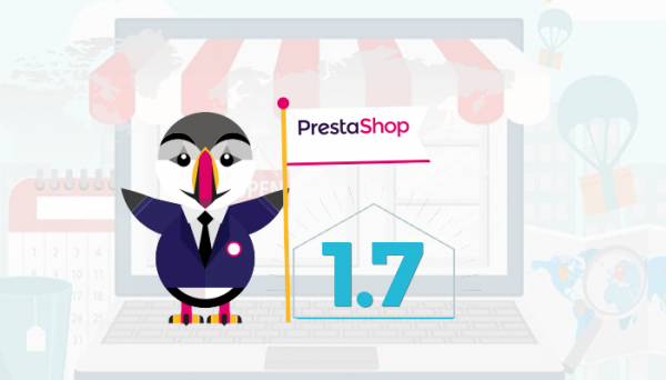 Prestashop Upgrade 1.0-1.6 to 1.7