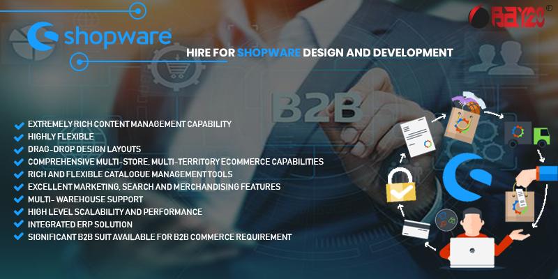 Hire For Shopware design and development