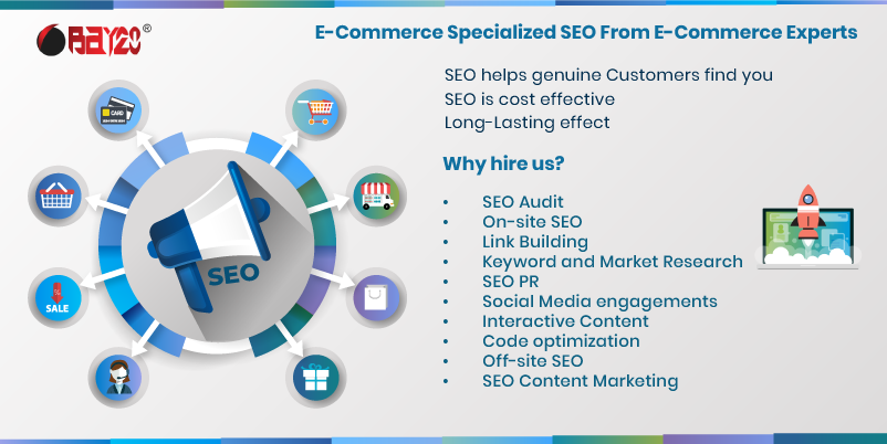 eCommerce Specialized SEO From eCommerce Experts