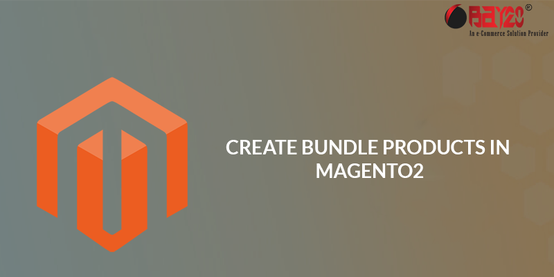 Create Bundle Products in Magento2