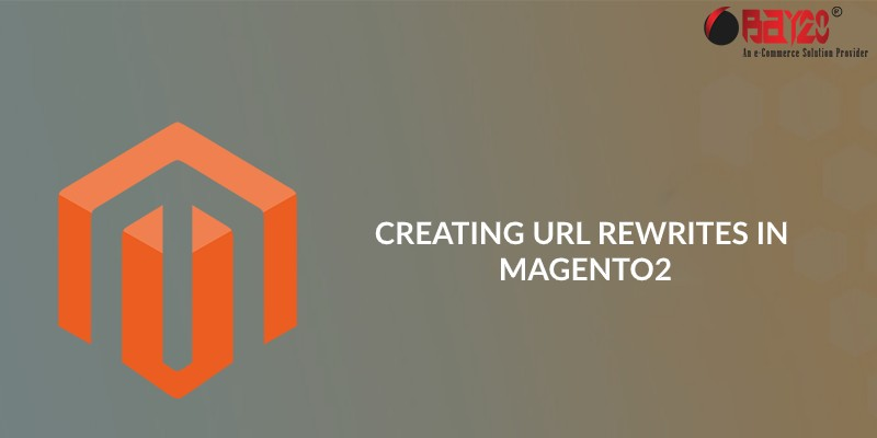 Creating URL Rewrites in Magento2