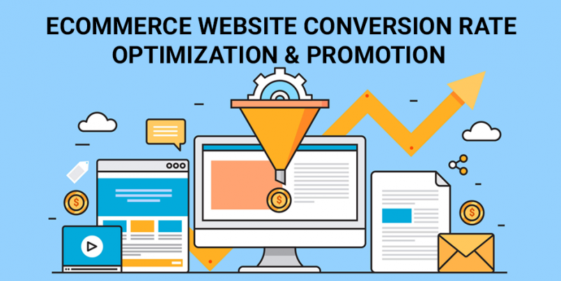eCommerce Website Conversion rate Optimization Promotion