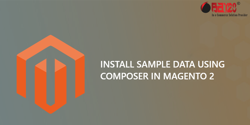 install sample data using composer in magento 2
