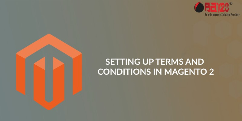 Setting up Terms and Conditions in Magento 2