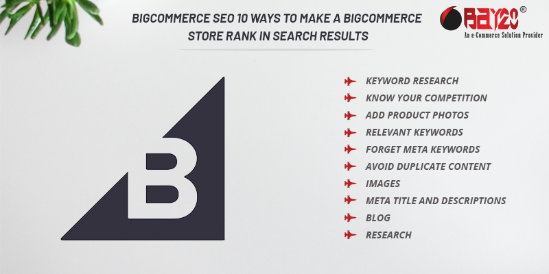 Bigcommerce SEO 10 Ways To make a Bigcommerce Store Rank In Search Results