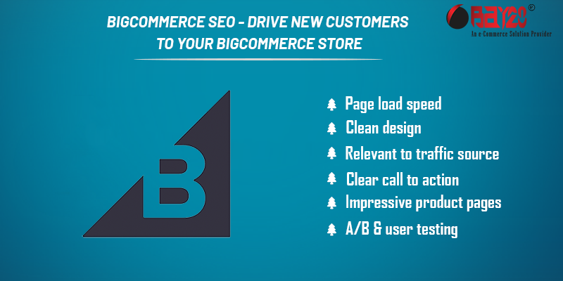 Bigcommerce SEO - Drive new customers to your BigCommerce store