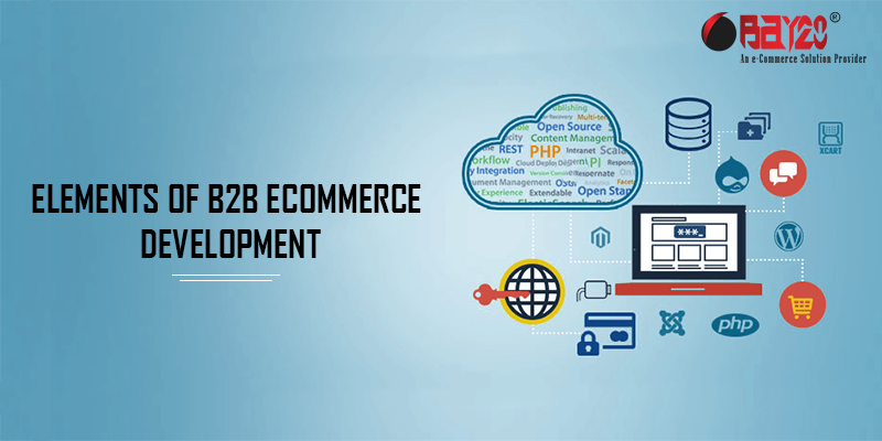 Elements of B2B eCommerce Development
