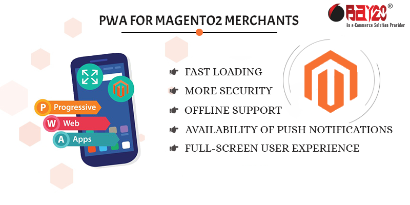 PWA for Magento2 Merchants