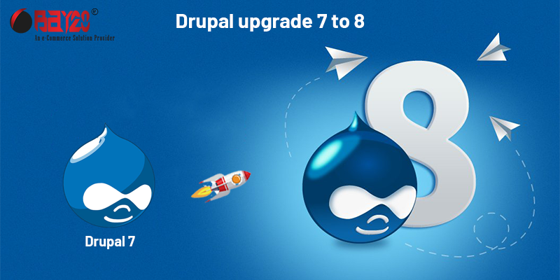 Drupal upgrade 7 to 8