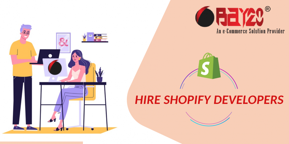 Shopify Developers For Hire