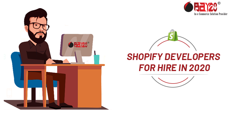 Shopify Developers For Hire In 2020