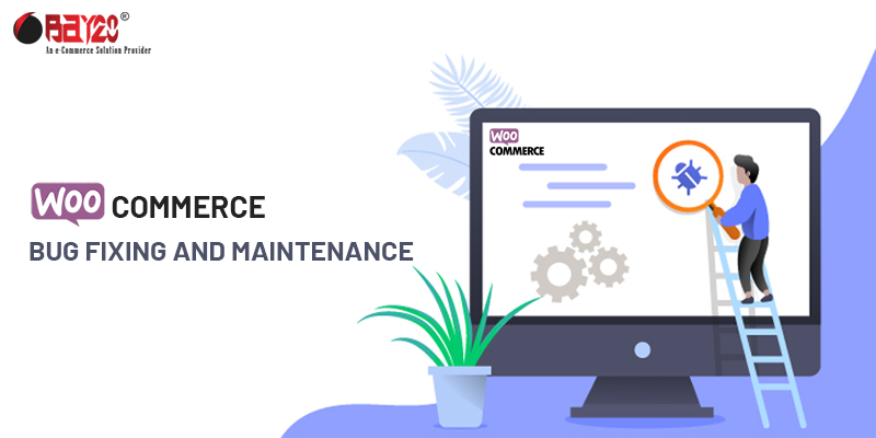 WOOCOMMERCE BUG FIXING AND MAINTENANCE