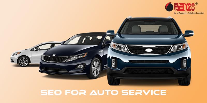 SEO for Auto service