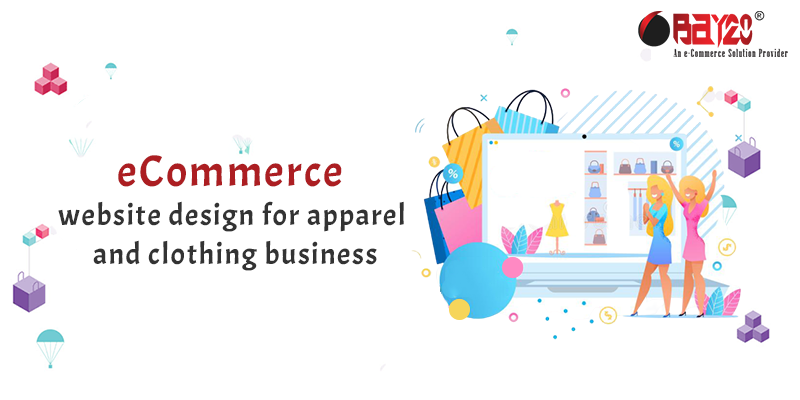 eCommerce website design for apparel and clothing business22