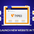 How to relaunch New Website in Typo3 CMS?