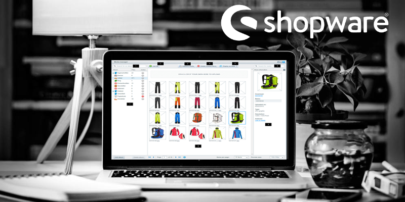 Use and Optimize Shopware 5 Media Manager